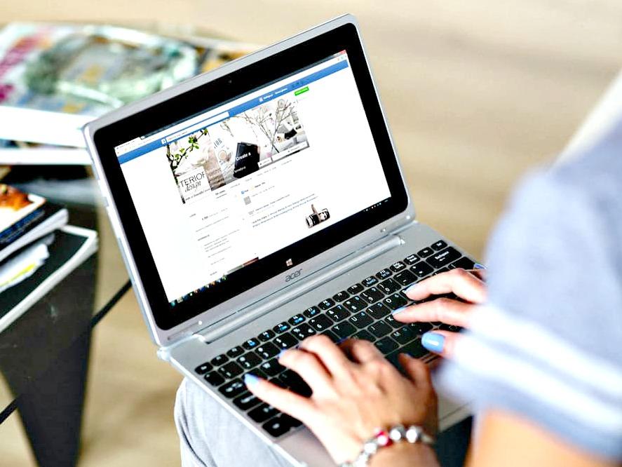 Pour éviter les piratages sur Facebook, soyez méfiant sur internet