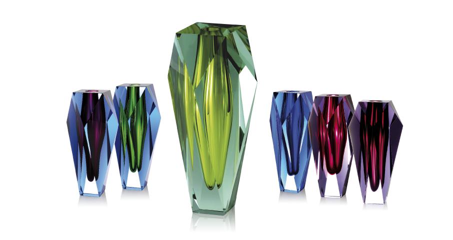 cristal vase